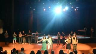 Rhythm Hoppers Graduation Swing Party - Flyin Home routine