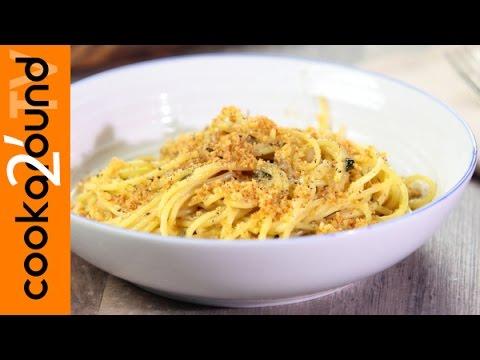 Spaghetti alla carrettiera primi piatti veloci youtube for Primi piatti veloci e gustosi