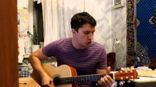Самая легкая песня на гитаре! Один аккорд!(http://vk.com/v_ispanec Подписывайтесь на новые видео! Песня на одном аккорде. С днем рождения! Аккорд