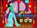 Girls' dress up game: Elsa's Dress up Chinese Princess Episode, Newest Girls Game