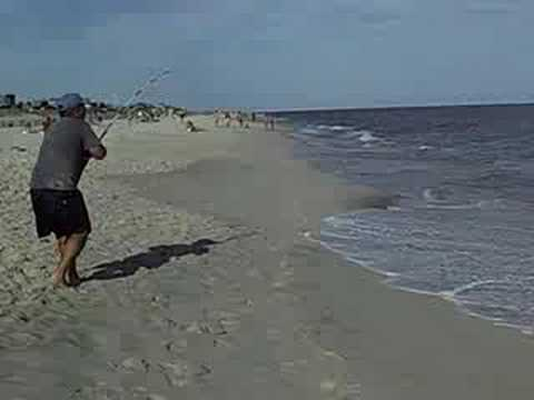 Off shore fishing fire island youtube for Nys saltwater fishing permit