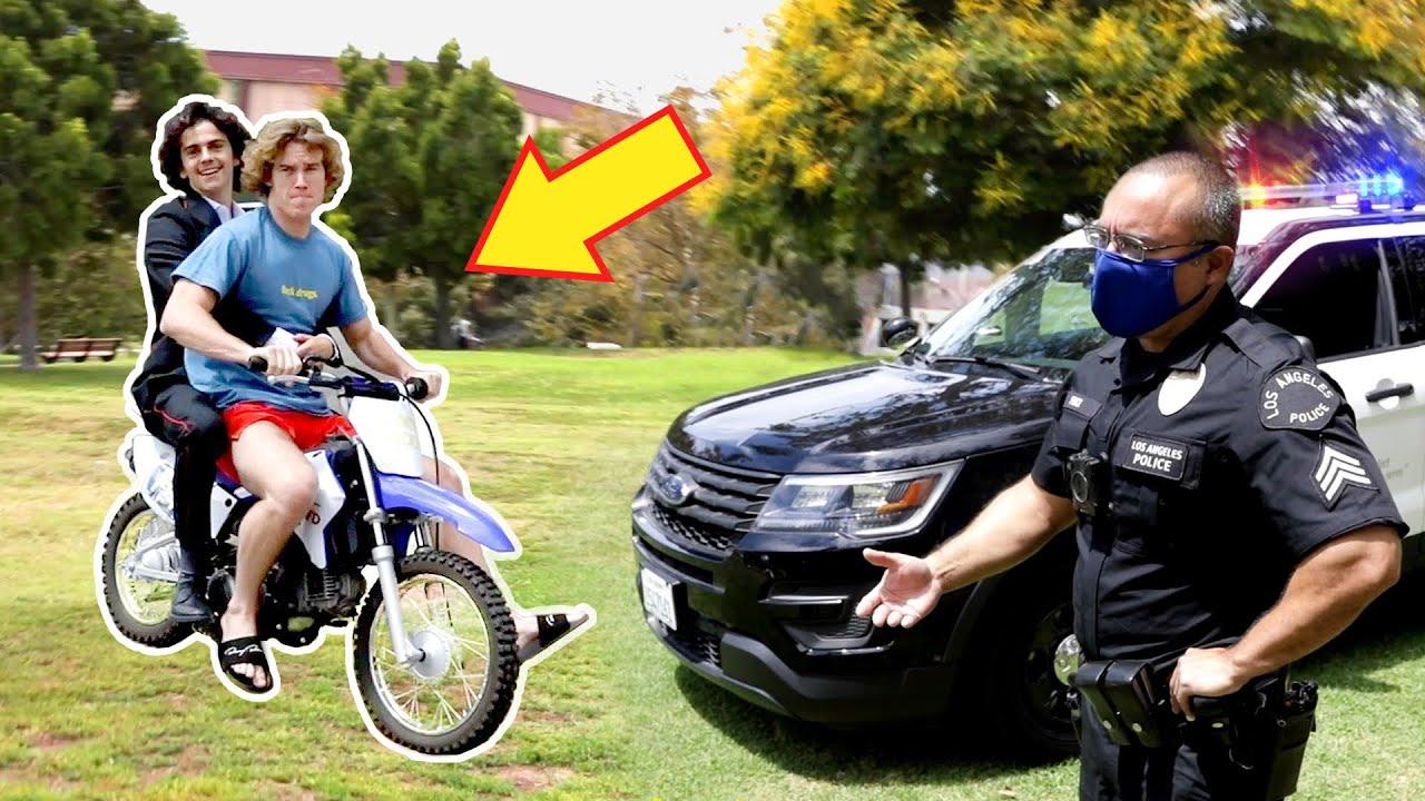 Cop vs Bad Boys!