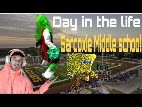 Pt:2 Middle school day in the life Sarcoxie high school