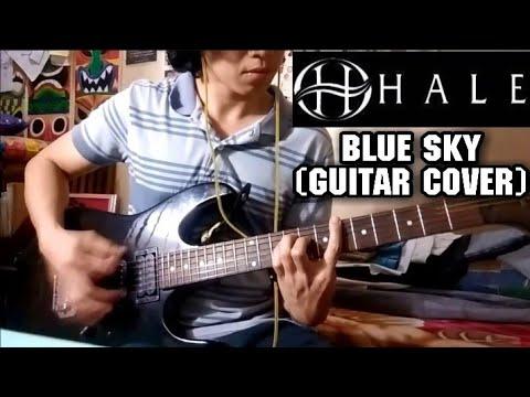 Hale - Blue Sky (Guitar Cover)