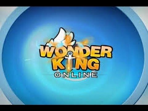 การสมัครเกม และการดาวโหลดเกม Wonderking Thailand