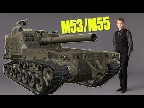 Pokaż co potrafisz !!! #1114 – Najlepsza arta w grze :) M53/M55