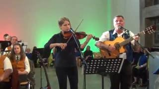 """Down by the Salley Gardens - cover by """"Helmut & Emily"""""""