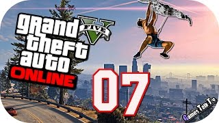 GTA 5 ONLINE ~ Bergruf ~ #07 [HD+][DEUTSCH]