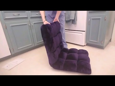 Birdrock Memory Foam Floor Chair Review