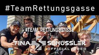 Tina Schüssler - Rettungsgassen Song (Official Music Video) RAP Hip Hop by PM7 Studios / Polizei