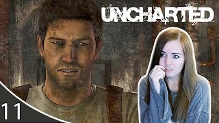 MORE CREEPY THINGS! | Uncharted Drakes Fortune Gameplay Walkthrough Part 11