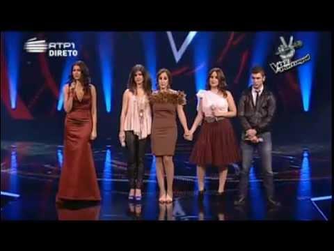Anjos salvam Vasco Duarte (3ª Gala - A Voz de Portugal)