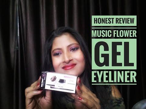 Honest Review of Music Flower GEL Eyeliner