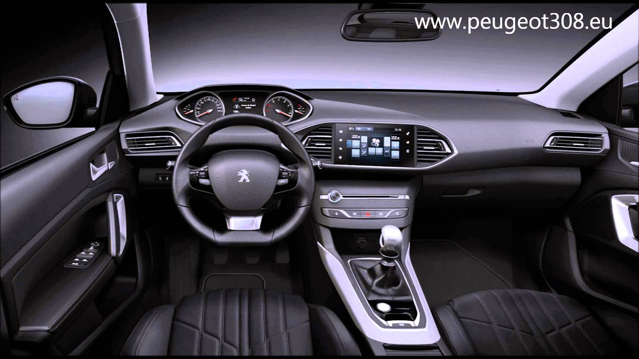 la nouvelle peugeot 308 2013 youtube. Black Bedroom Furniture Sets. Home Design Ideas