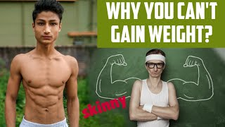 How To GAIN WEIGHT   Real Tips   SURYAKANT SINGH