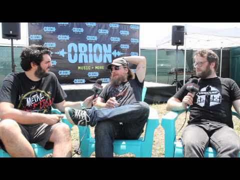 RED FANG 10 Questions About Drinking on Metal Injection