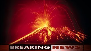 News Alert - Hawaii Kilauea Volcano New Fissures Open, Imminent threat is Coming