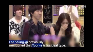 First Couple 2014 Lee Seung Gi & SNSD Yoona - Stafaband