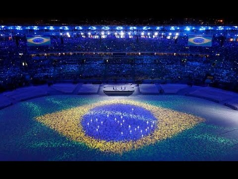 Rio 2016 Olympic Games Closing Ceremony Report from the Maracana Stadium