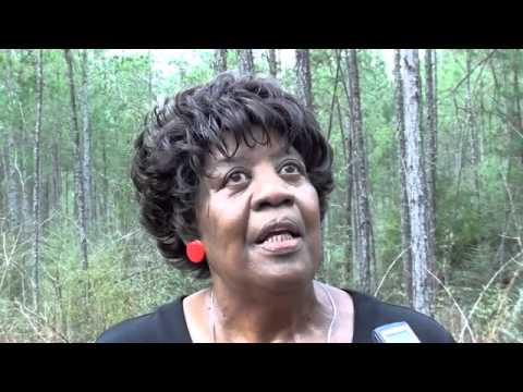 African Americans Abandoned Cemeteries in St. Helena, Louisiana