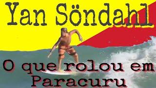 Surf em Paracuru-CE com Yan Söndahl
