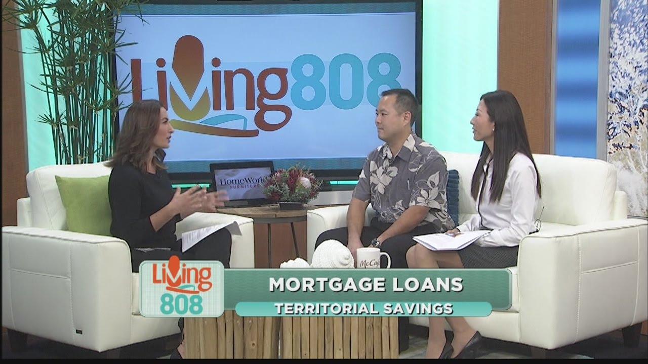 Territorial Savings Bank: Mortgage Loans - YouTube