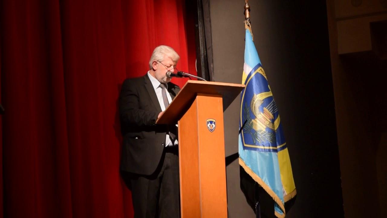 Ο Δήμαρχος Τρίπολης στα εγκαίνια της έκθεσής «Ο Θεόδωρος Κολοκοτρώνης και η Άλωση της Τριπολιτσάς»