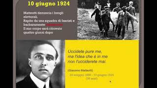 Mussolini muto