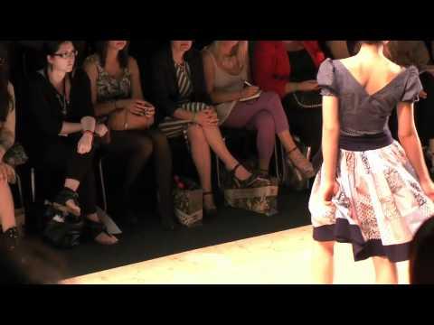 Lena Hoschek Mercedes-Benz Fashion Week Berlin