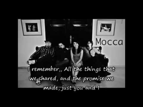 Karaoke Acoustic Mocca - I Remember (Lyrics / No Vocal)