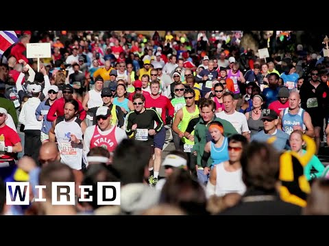Thumbnail: The Science Behind the Fastest Marathon in History | WIRED