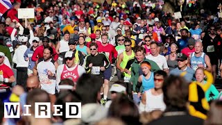 The Science Behind the Fastest Marathon in History | WIRED thumbnail