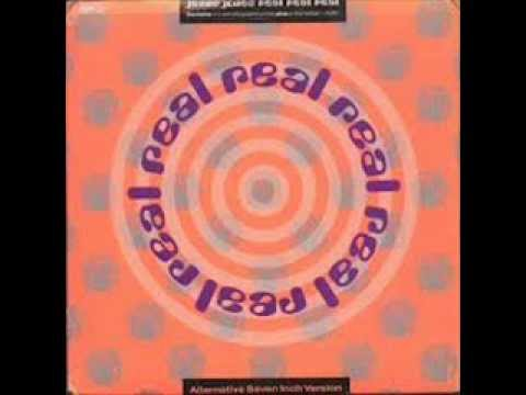 JESUS JONES - REAL REAL REAL - REAL REAL REAL (VERSION)