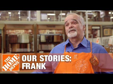 Our Stories - Frank | The Home Depot Careers