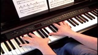 The Sweetest Days -- Vanessa Williams -- Piano