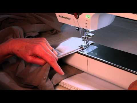 How To: Sew A Blind Hem