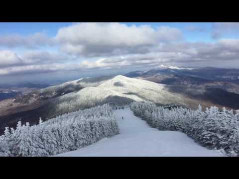 Winter in Vermont 2016/17