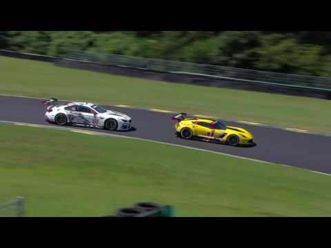 2016 Michelin GT Challenge At VIR Broadcast