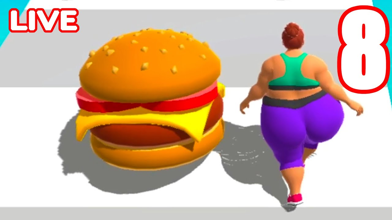FAT 2 FIT All Levels Road New Update LIVE #8 | Power of Gameplay
