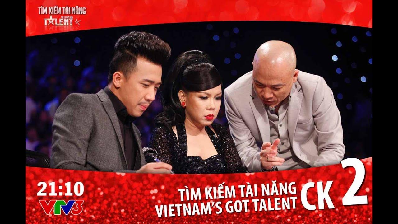 [FULL HD] – Vietnam's Got Talent 2016 – CHUNG KẾT 2 – TẬP 17 (06/05/2016)