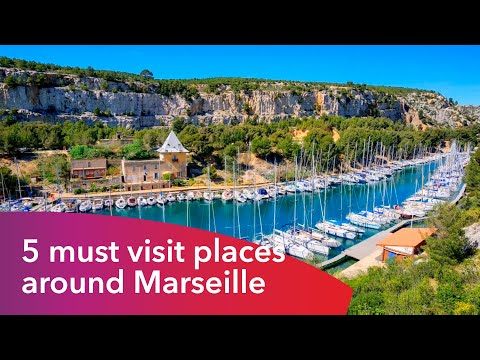 5 must visit places around Marseille