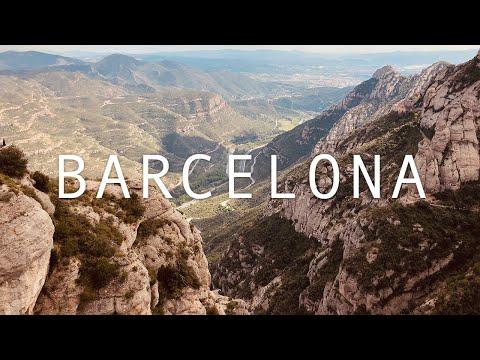 Barcelona Catalonia Spain I Travel Video I GoPro