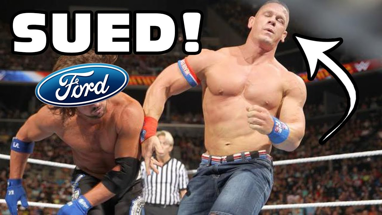 ford-sues-john-cena-over-gt-sale