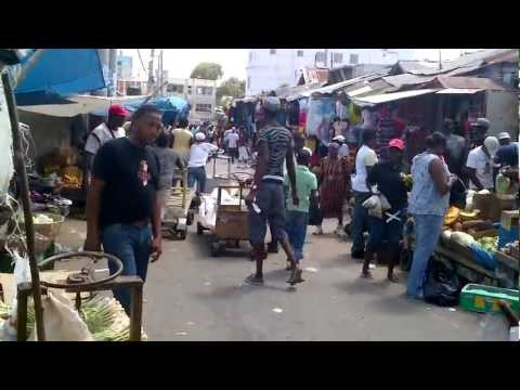 CYOPro in Jamaica - May Pen Market, Clarendon - May 2012