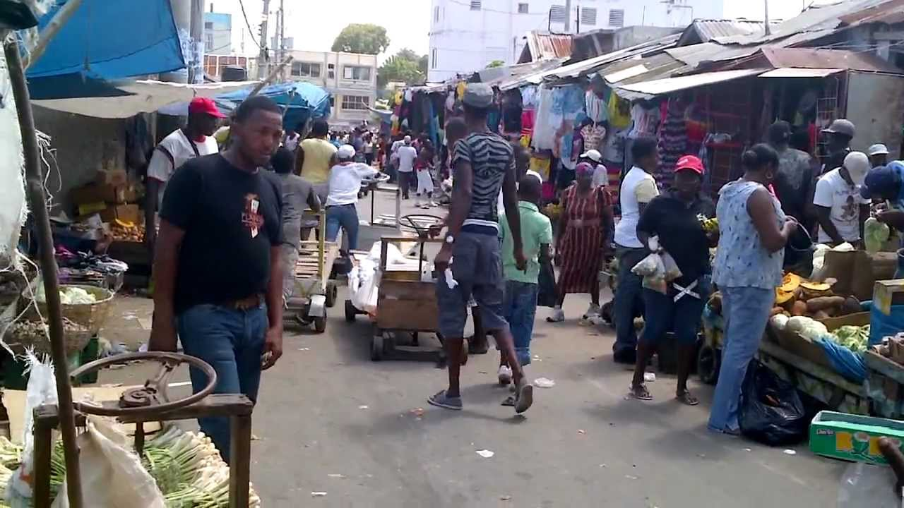 CYOPro in Jamaica  May Pen Market Clarendon  May 2012  YouTube