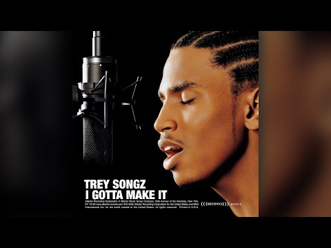 Trey Songz - 3. Cheat On You - I Gotta Make It