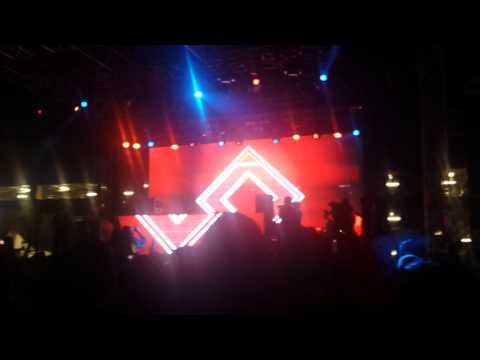 Deep Dish live @ Arena Mexico 21 Nov 2014 (part 2 of 5)