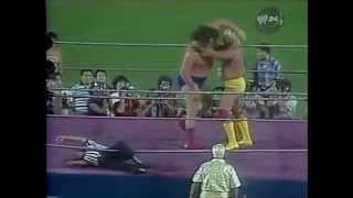 First Time Hulk Hogan Slammed Andre The Giant