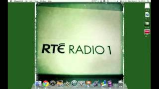 RTE Radio 1 Interview by Derek Mooney with Dr. Naoisé O
