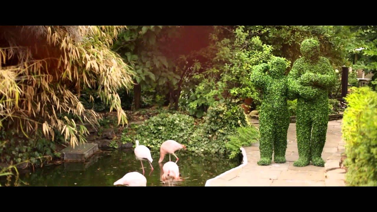 The Roof Garden Venue 100 Feet Above Kensington High St - YouTube